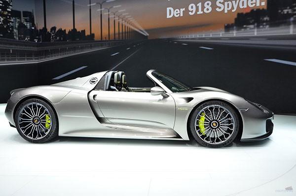 918 Spyder of Porsche