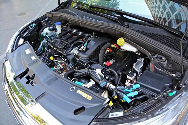 Peugeot hybrid
