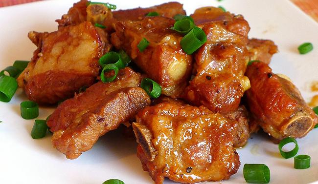 Pork Rib Recipe