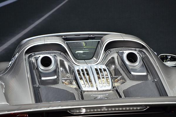 Spyder of Porsche