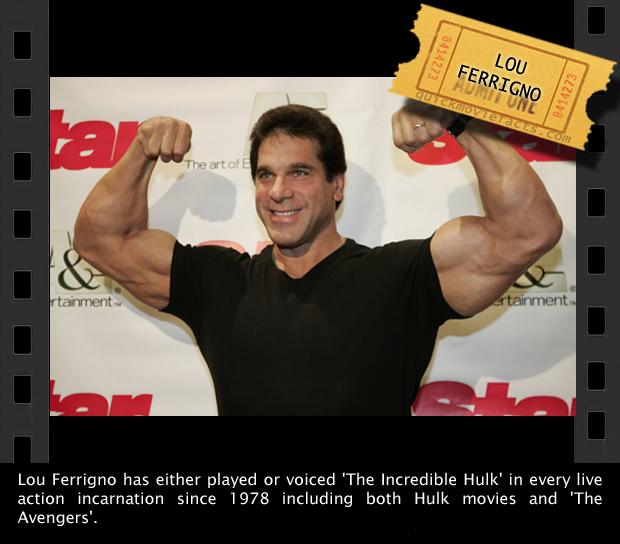 Lou Ferrigno Hulk