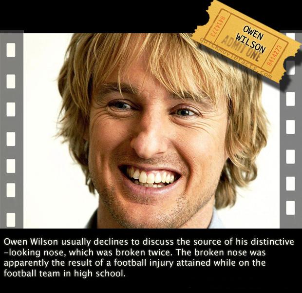 Owen Wilson Fact