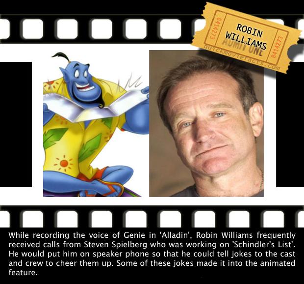 Robin Williams Aladin