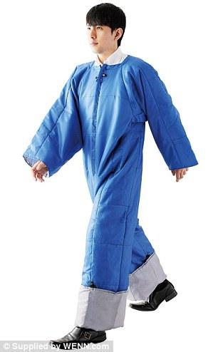 Futon Air Outfit