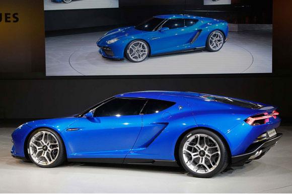Lamborghini new concept