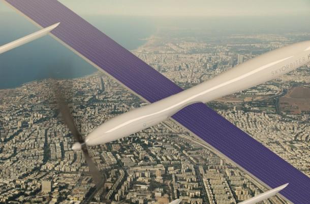 Sky Orbiter Drones