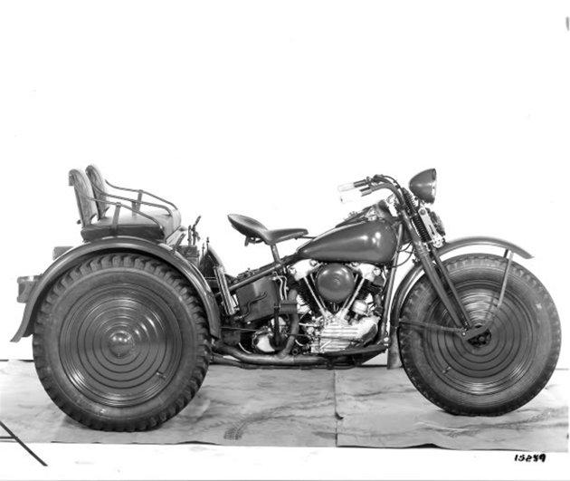 Harley-Davidson TA