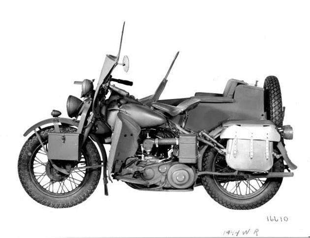 Harley-Davidson-WSR