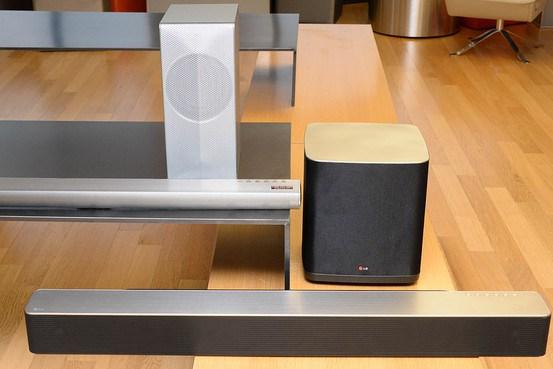 LG's New Wi-Fi Speakers