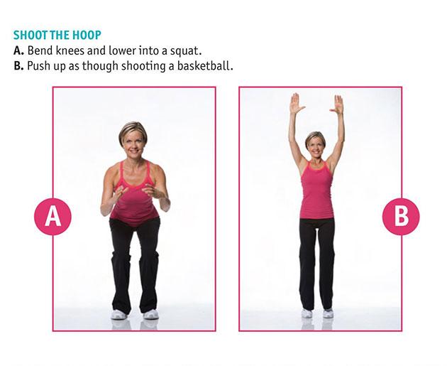 best leg toning exercises