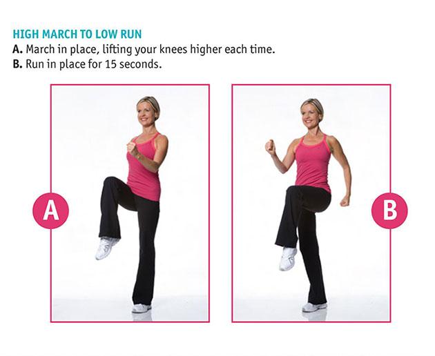 leg toning exercises