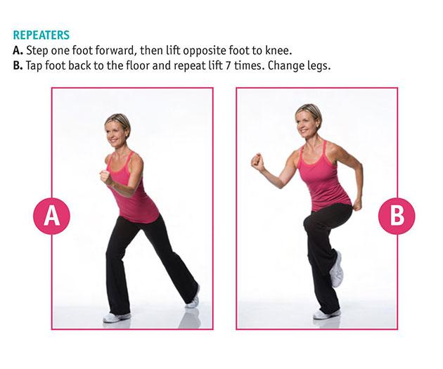 leg toning workouts