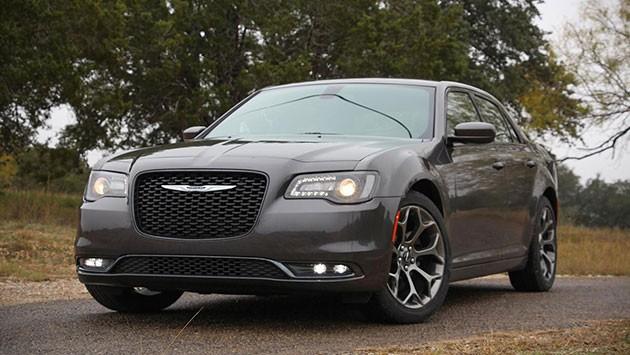 Chrysler 300 first drive