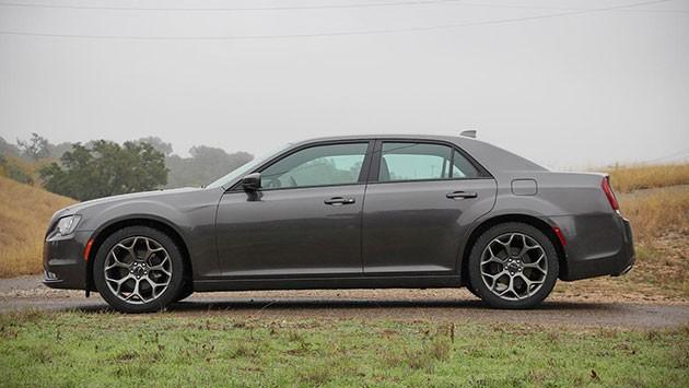 New Chrysler 300 2015