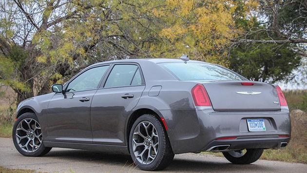 The All New Chrysler 300