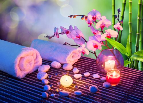 Valentine's Day Couple's massage