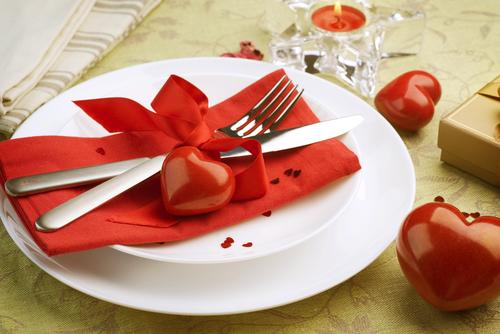Valentine's Day Romantic dinner