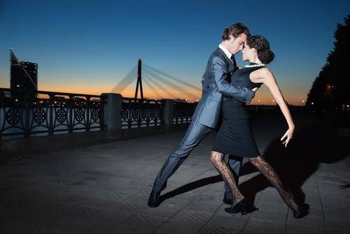Valentine's Day Romantic evening of dance